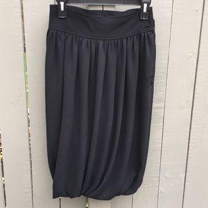 Comme Des Garçons Black Skirt Size M